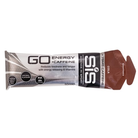 Gēls Go Energy kola un kafeīns 60ml
