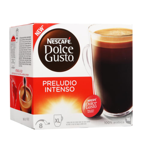 Kafija kapsulās Dolce Gusto Lungo 16x7g