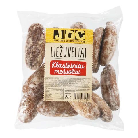 Meduoliai KLASIKINIAI LIEŽUVĖLIAI JDC, 250 g