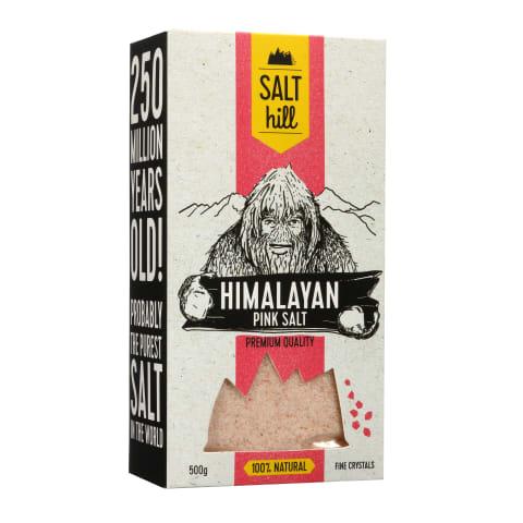 Smulki Himalajų druska, 500g