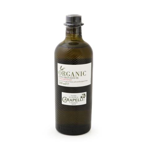 Olīveļļa Carapelli Extra Virgin organic 500ml