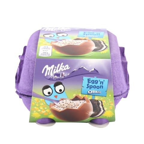 Piena šokolāde Milka ar kakao cepumu gab.128g