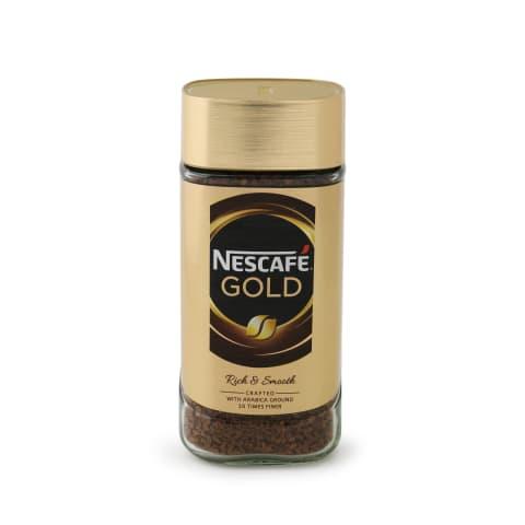 Šķīstošā kafija Nescafe Gold 200g