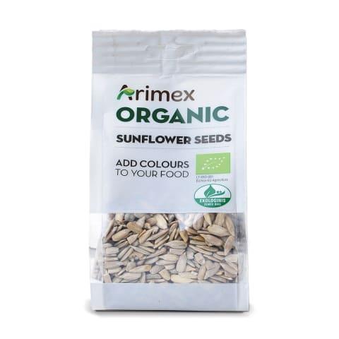 Ekologiškos saulėgrąžų sėklos ARIMEX, 200 g
