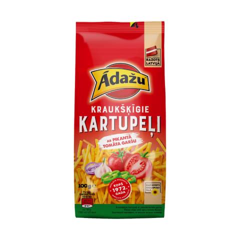 Čipsi Ādaži pikantais tomāts 100g