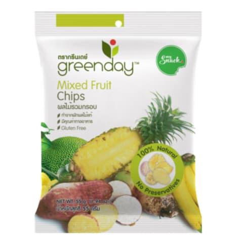 Külmkuivatatud puuviljade segu MySnack 55g