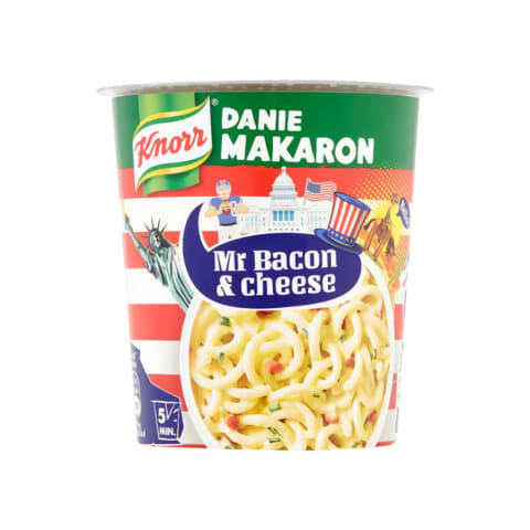 Topsiroog spagetid peekoni&juustuga Knorr 71g