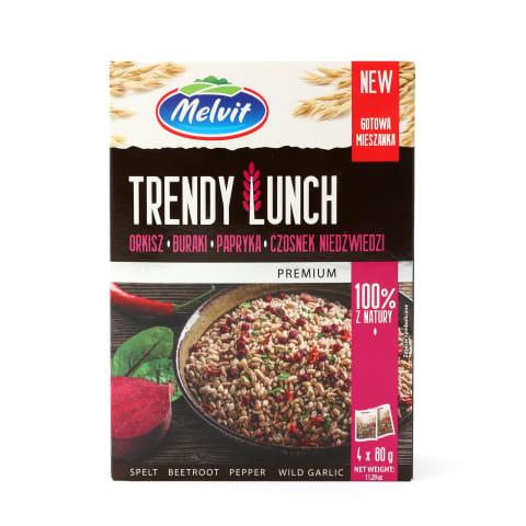 Graudaugu mais.Trendy Lunch Mix 4x80g