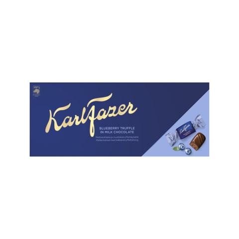 Šokolādes konfektes Karl Fazer melleņu 270g