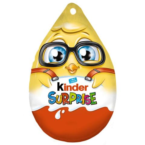 Šokoladinis kiaušinis KINDER SURPRISE , 20 g
