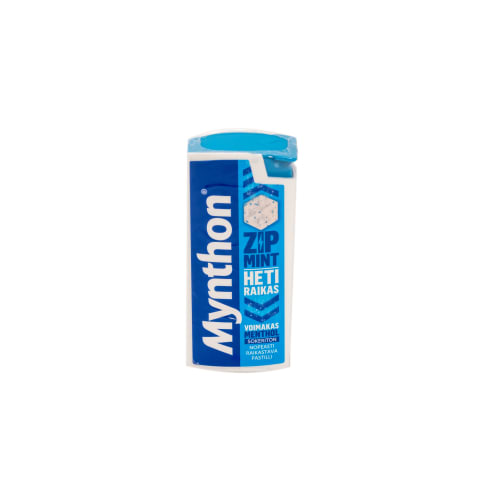 Pastilas Mynthon zipmint menthol 30g