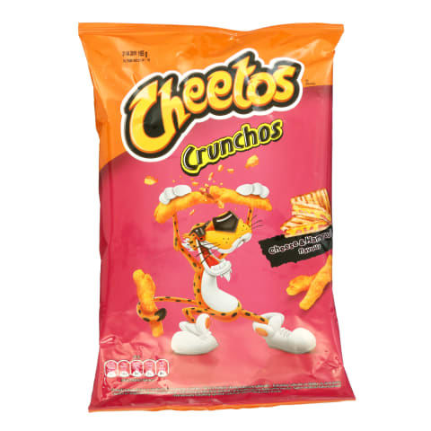 Maisikrõps singi-juustu maits.Cheetos 165g