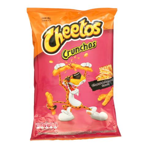 Čipsi Cheetos ar šķinķa un siera garšu 165g