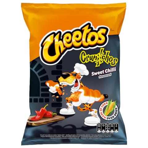 Čipsi Cheetos ar saldo čilli piparu gar. 165g