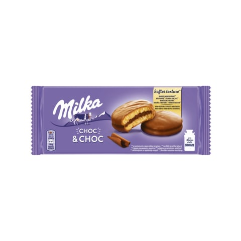 Cepumi Milka Choc & Choc 150g