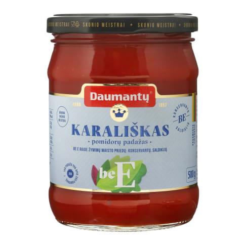 KARALIŠKAS pomidorų padažas be E, 500g