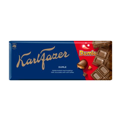 Piimašokolaad Dumle Karl Fazer 200g