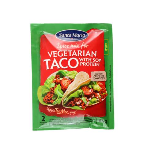 Vege-taco maitseainesegu Santa Maria 65g
