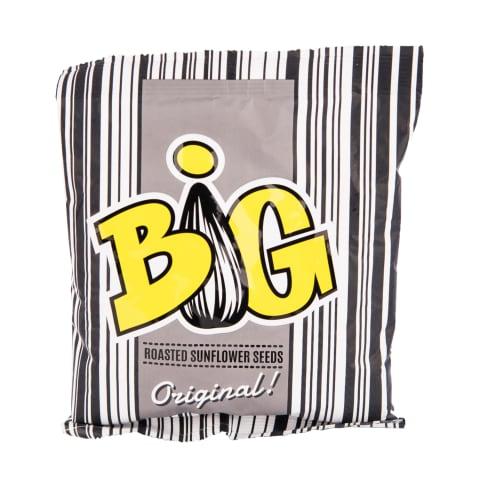 Saulespuķu sēklas BIG strīp. grauzd. 150g