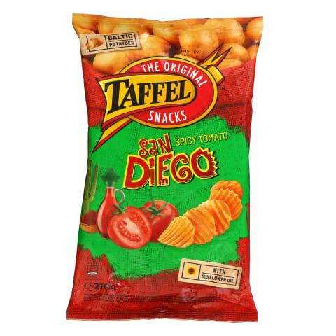Pomidorų sk.bulv.trašk.TAFFEL SAN DIEGO, 210g