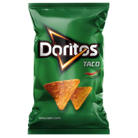 Čipsi Doritos ar tako garšvielām 100g