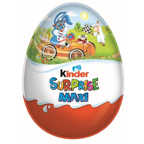 Šokolādes ola Kinder Surprise maxi 220g