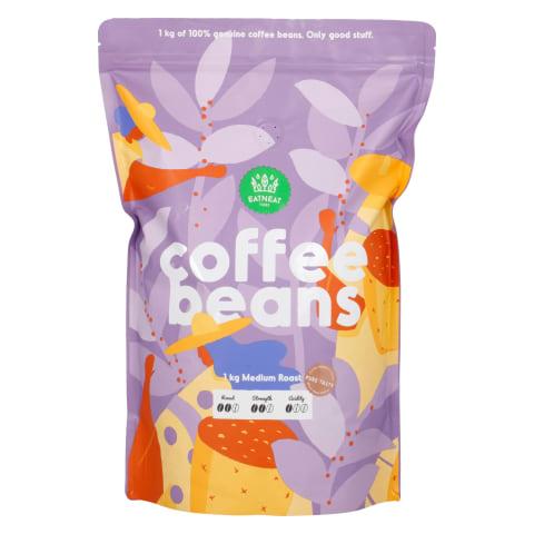 Kohvioad keskmine röst Eatneat 1kg