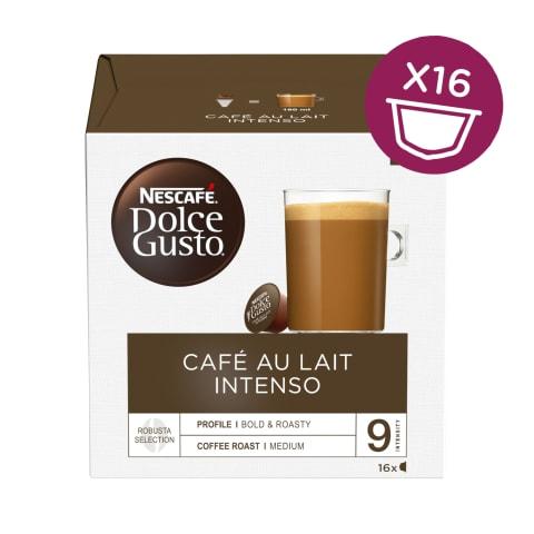Kohvikapslid Au Lait Intenso Dolce Gusto 16tk