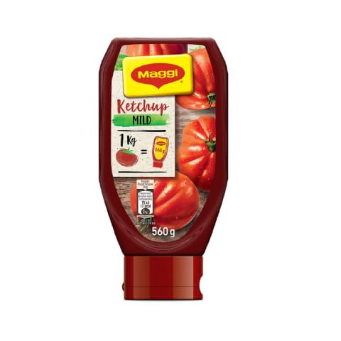 Švelnus kečupas MAGGI, 560g