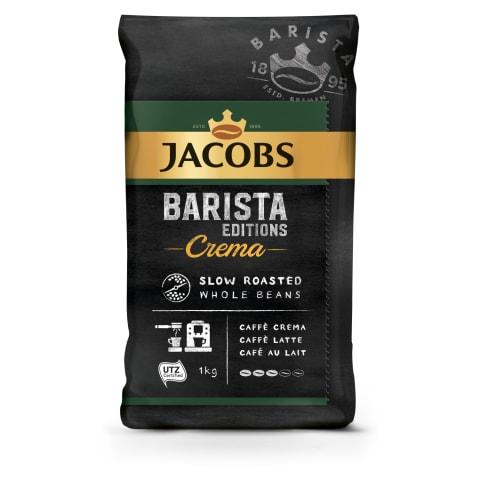 Kafijas pupiņas Jacobs Barista Crema 1kg