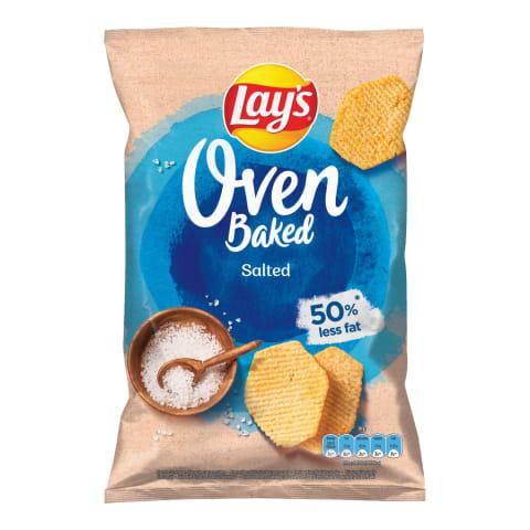 Čipsi Lay's Oven Baked  ar sāli 125g