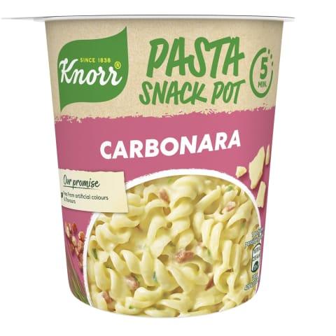 Makaronai su sūriu KNORR CARBONARA, 55 g