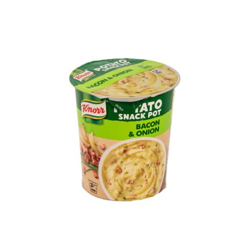 Bulvių košė su kumpiu KNORR, 51 g