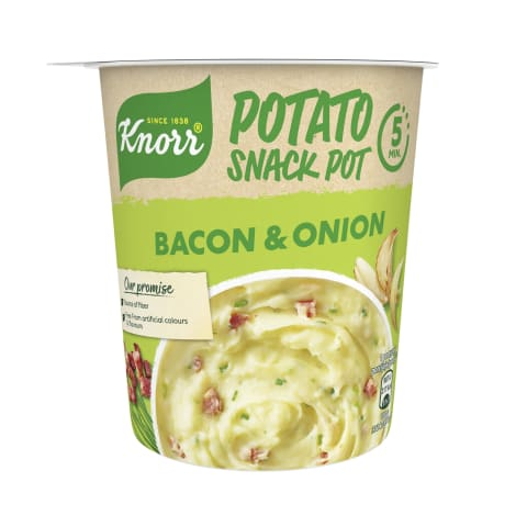 Kartupeļu biezenis Knorr 51g