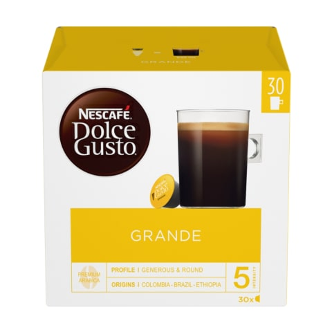 Kafijas kaps. Nescafe Dolce Gusto Grande 240g