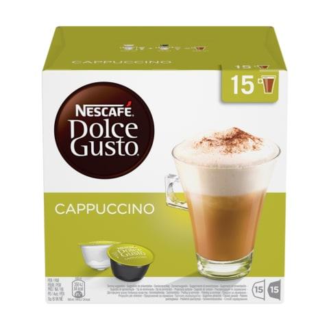 Kaf.kaps. Nescafe Dolce Gusto Cappuc.349,5g