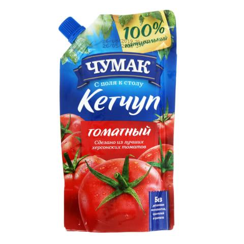 Kečupas CHUMAK, 270 g