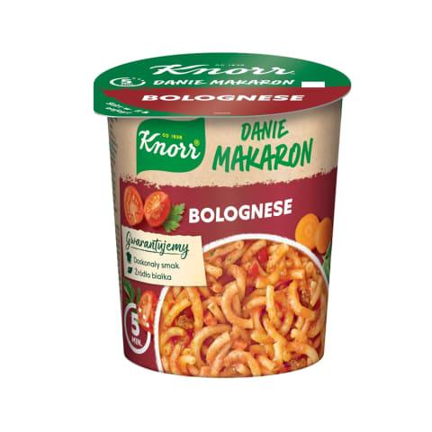 Nūdeles Knorr ar Boloņas mērci 59g