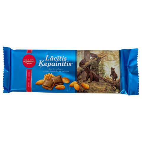 Šokolāde Lācītis Ķepainītis piena 200g