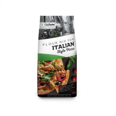 Maisījums Itāļu picai City Taste 470g