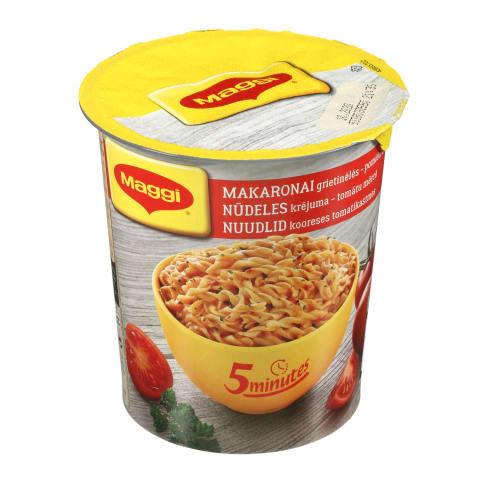 Ā/p nūdeles Maggi 5 minutes ar tomātiem 62g