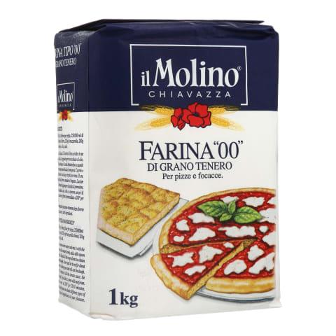 Kvietiniai miltai picai kepti IL MOLINO, 1 kg