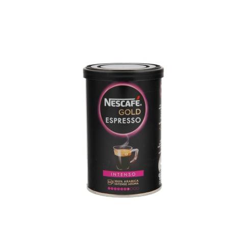Šķīst. kaf. Nescafe Gold Espresso Intenso 95g