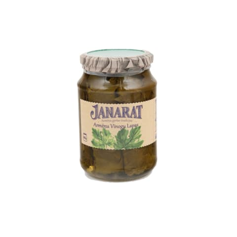 Vīnogu lapas Janarat armēņu 640g