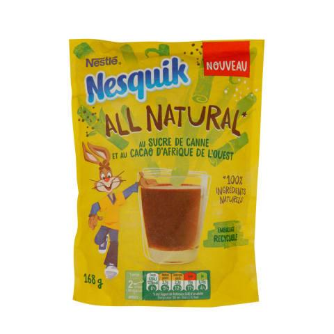 Šķīstošais kakao dzēriens Nesquik 168gr