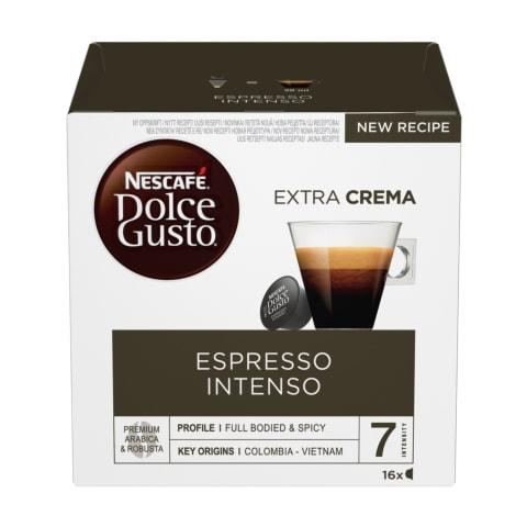 Kavos kaps.DOLCE GUSTO ESPRESSO INTENSO, 112g