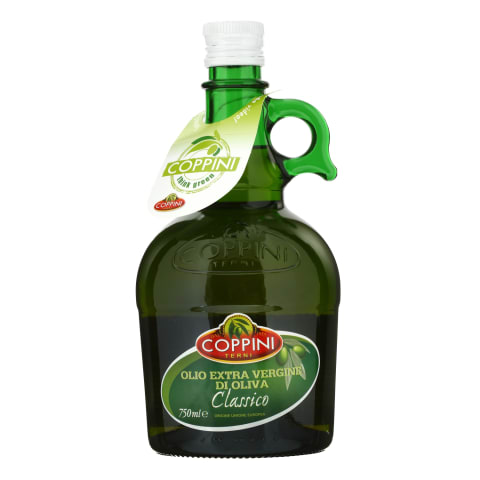 Alyvuogių aliejus COPPINI CLASSICO, 750 ml