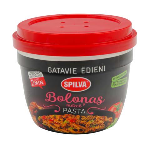 Gatavs ēdiens pasta Boloņas mērcē 380g