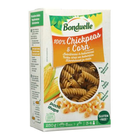 Avinž.ir kukurūzų makaronai BONDUELLE, 250g