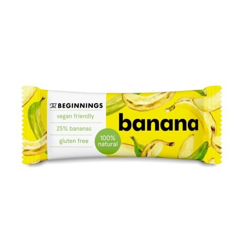 Batoniņš The Beginnings banānu 40g